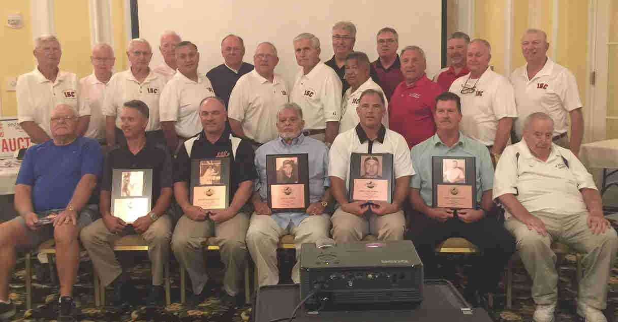 ISC Hall of Fame Members - 2017 Reunion